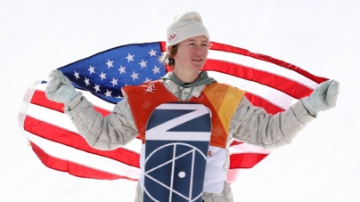 17-Year-Old Redmond Gerard is Your New Favorite Olympic Gold Winning Snowboarder